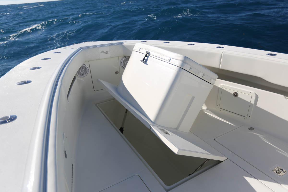 Center Consoles 340 Model Info Seavee Boats