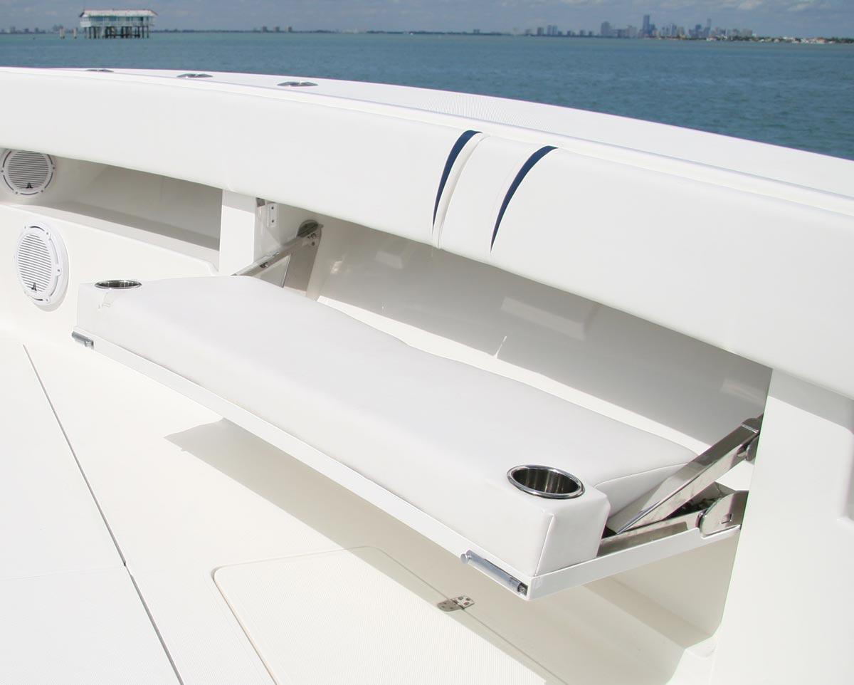 Center Consoles 370z Details Seavee Boats