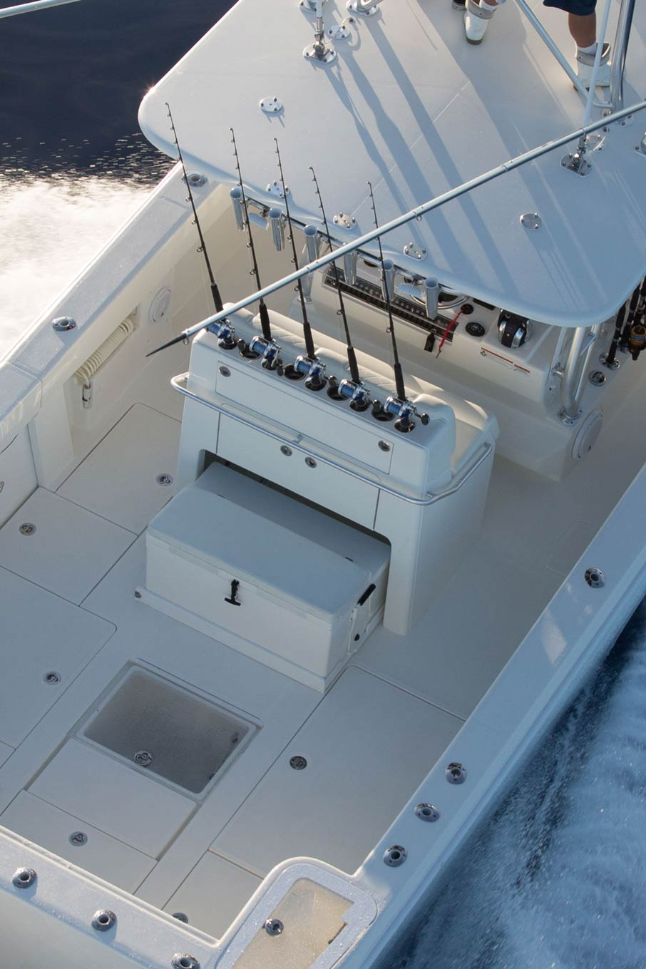 Center Consoles 370z Model Info Seavee Boats