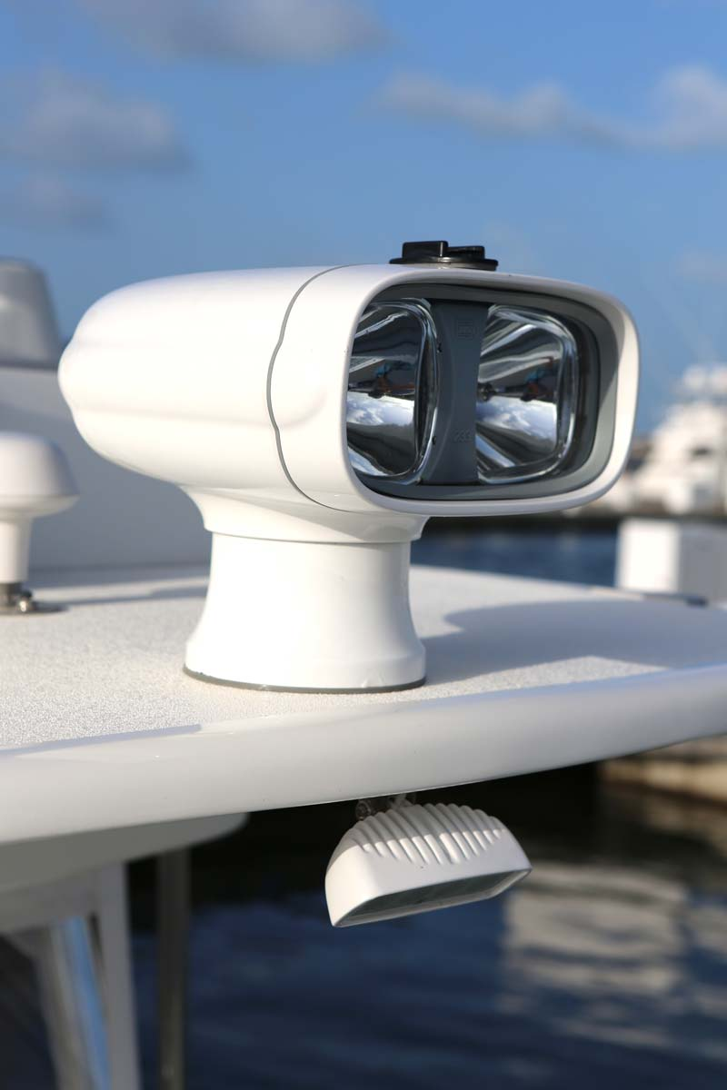 Center Console 320 Details Seavee Boats