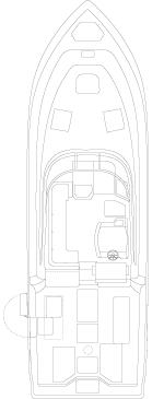 430SE Inboard Details