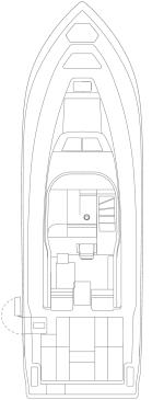 430FA Inboard Details