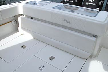 Center Consoles Luxury Edition SeaVee Boats