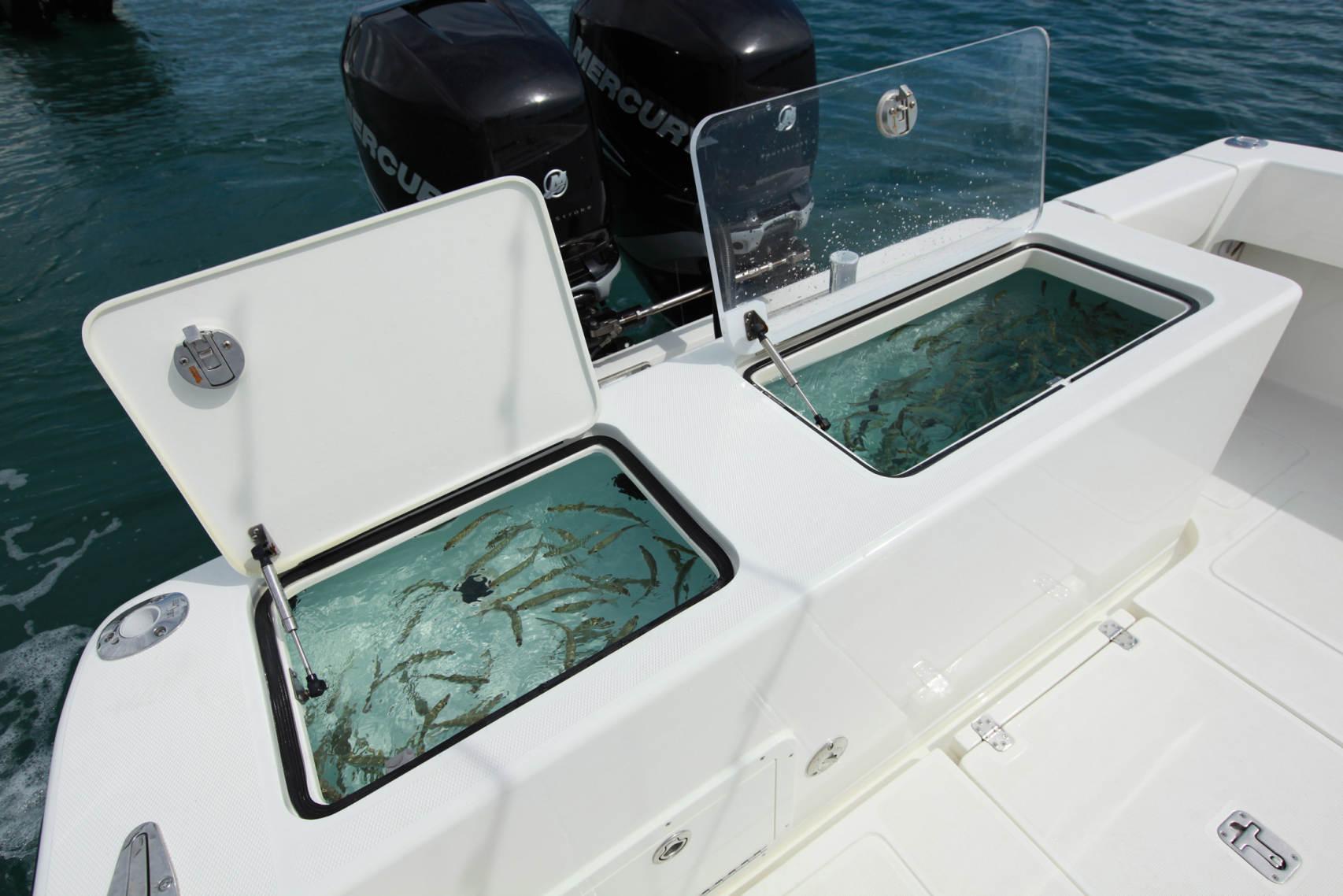 Seavee 320 Model Info Center Console Fishing Boat