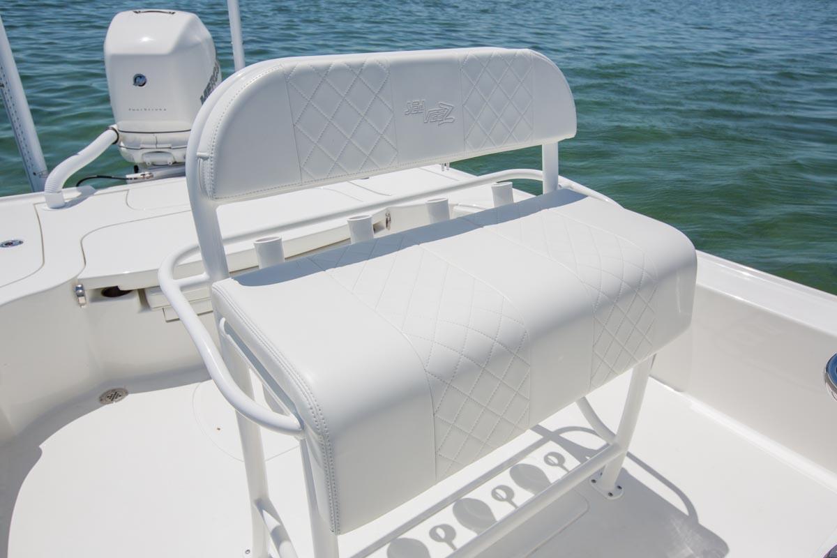 Bay Boats - 270z Details