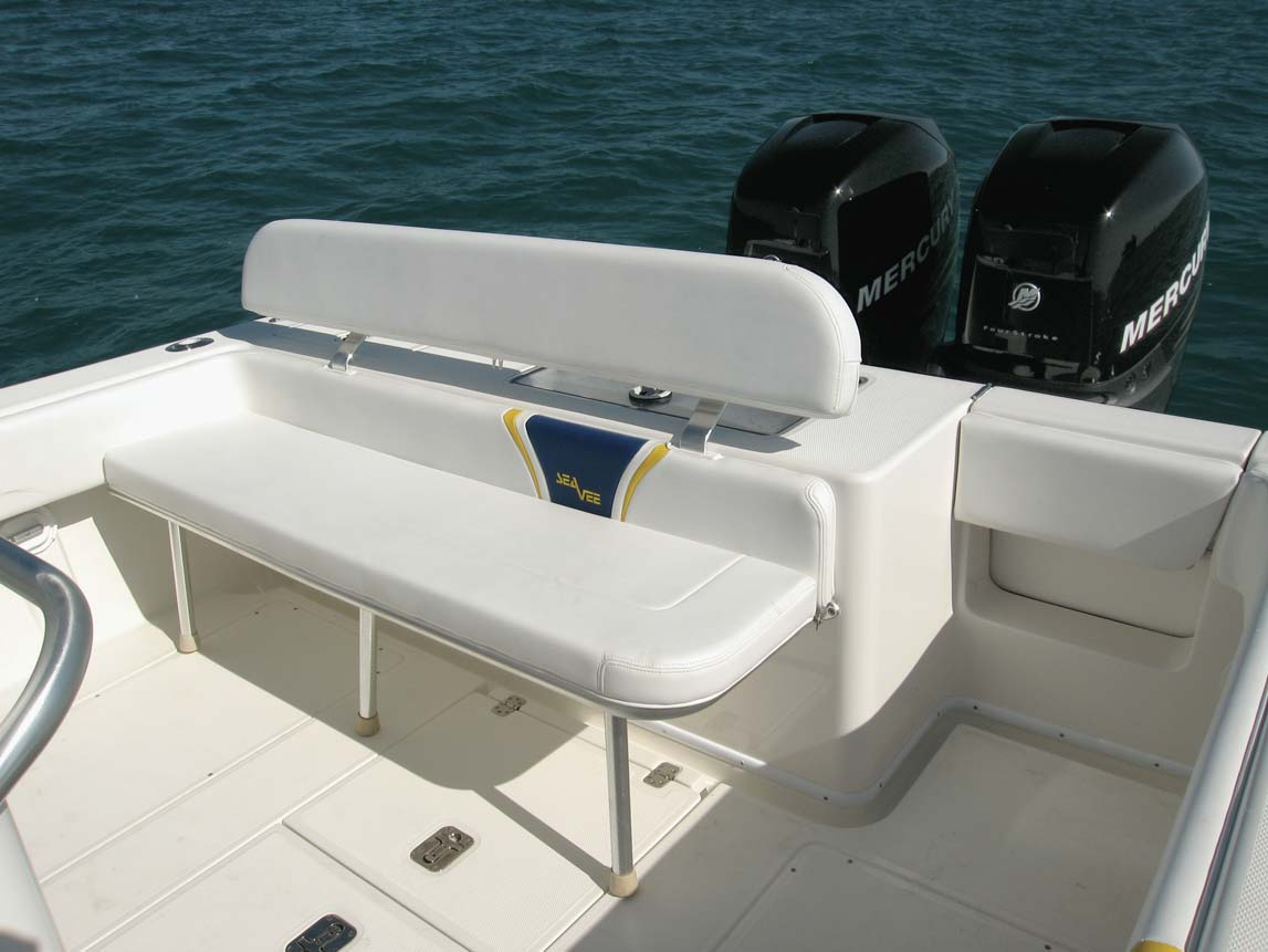 Center Consoles 290 Model Info Seavee Boats