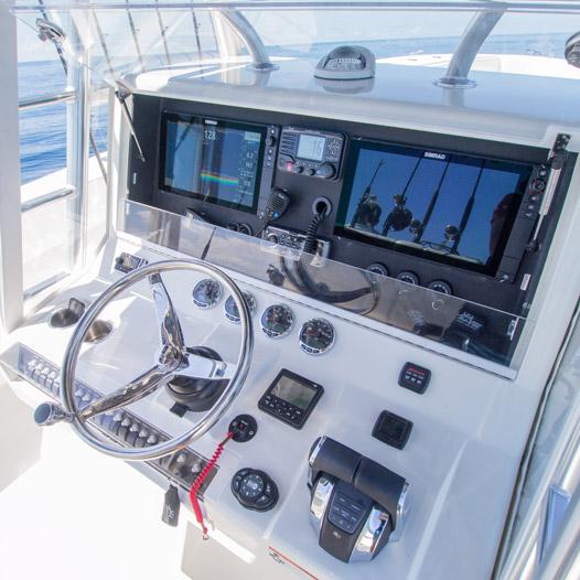 Center Consoles 370z Model Info Seavee Boats