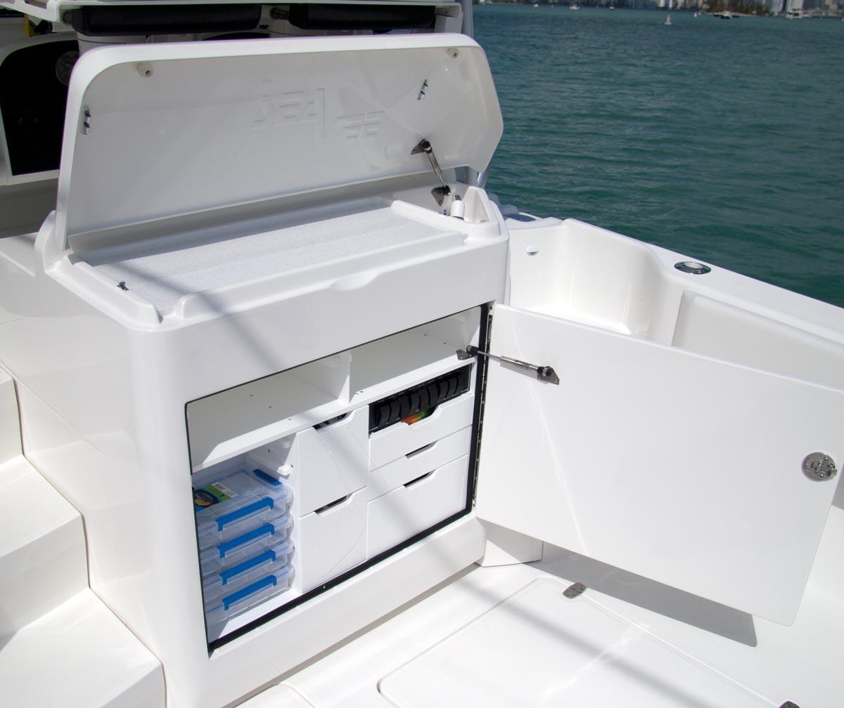 Sport Express 430se Inboard Details Seavee Boats