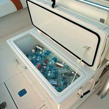 View full size image of Fiberglass Cooler