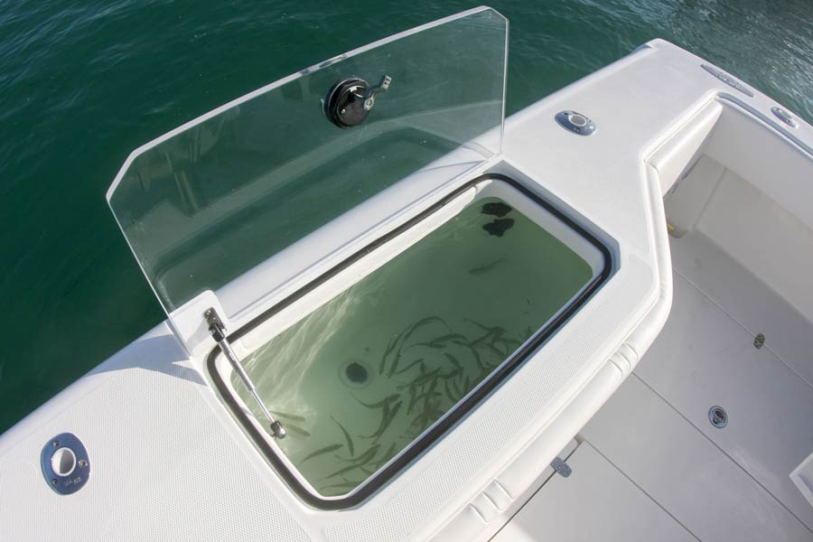 Center Consoles 390 Outboard Details Seavee Boats