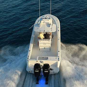 View full size image of 340b outboard running