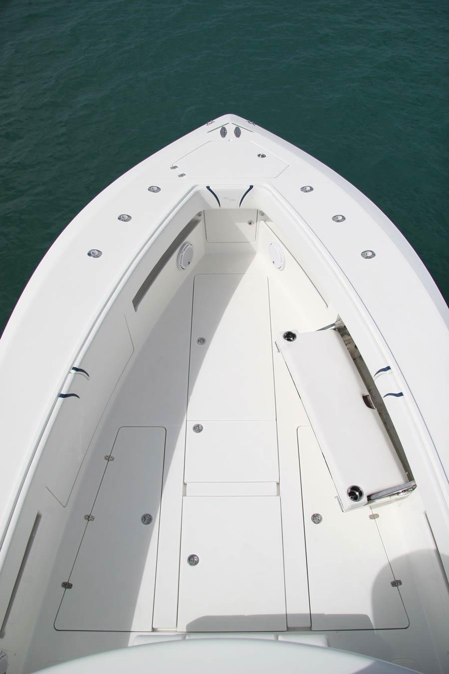 Center Consoles - 390 Model Info - SeaVee Boats