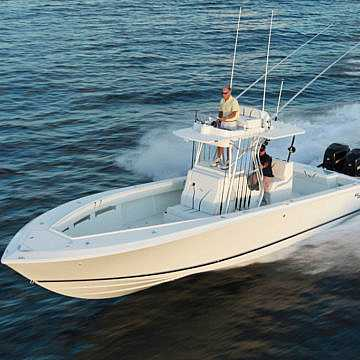 View full size image of 340b outboard running gallery