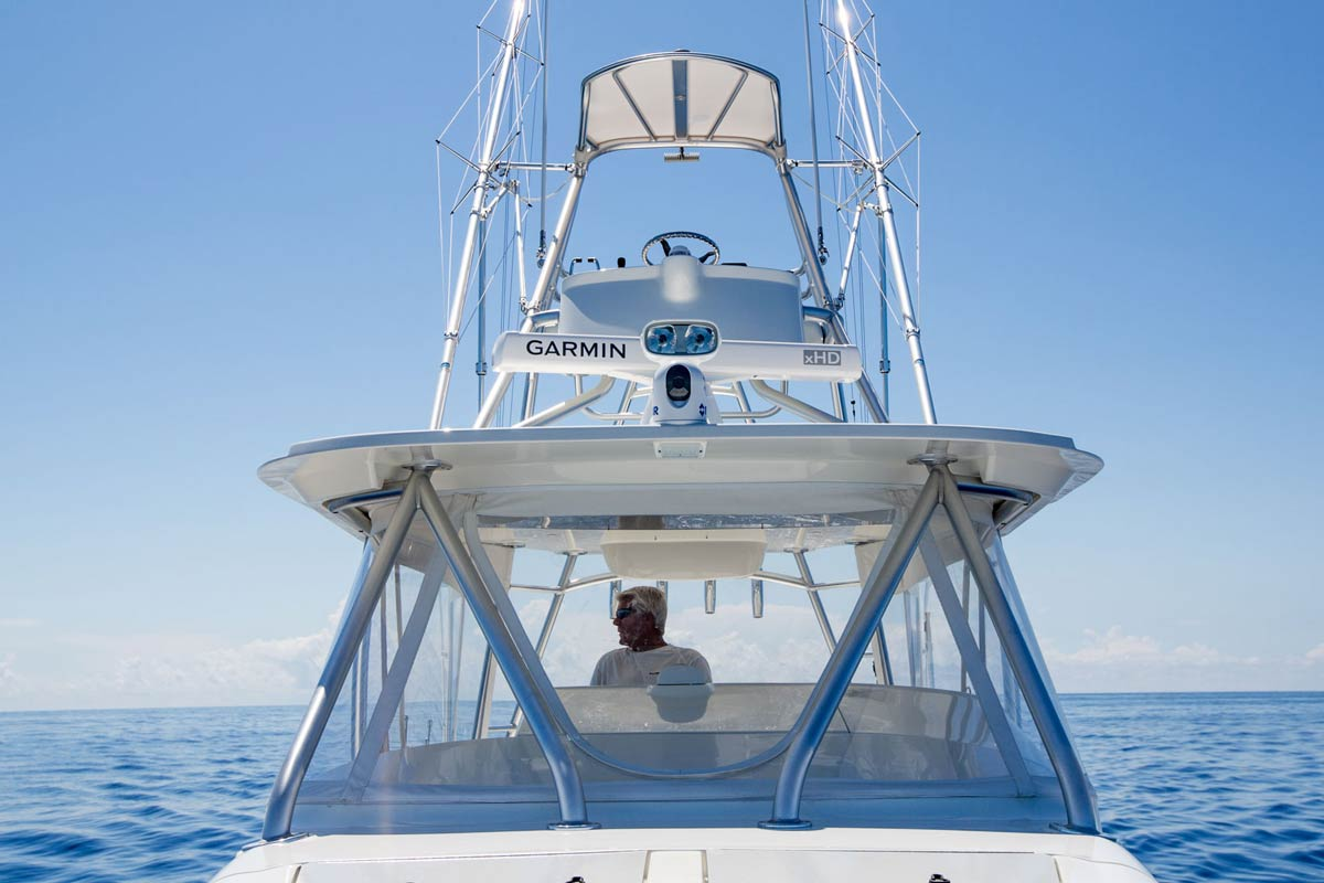 Fish Around - 430FA Model Info - SeaVee Boats