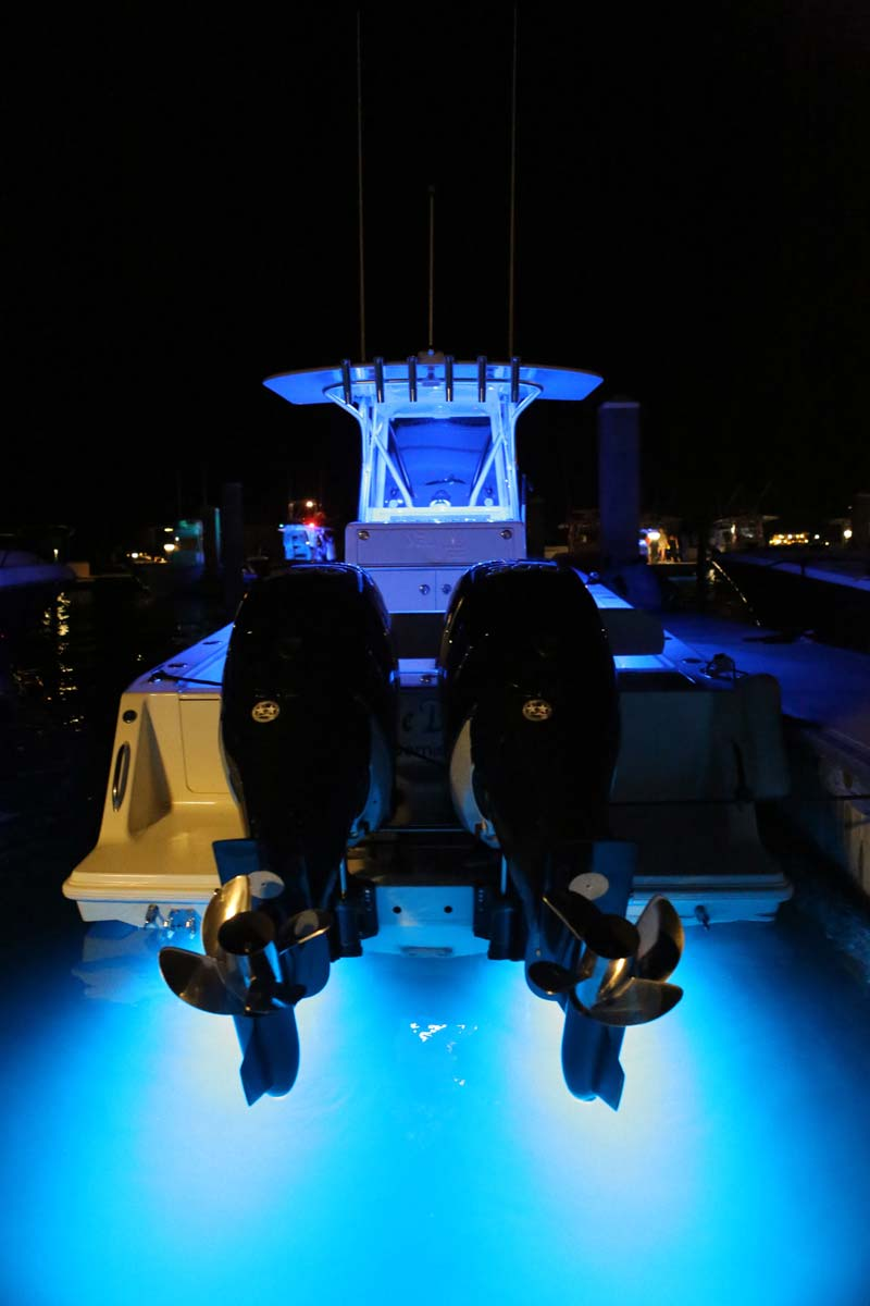 Center Consoles 340z Options Seavee Boats