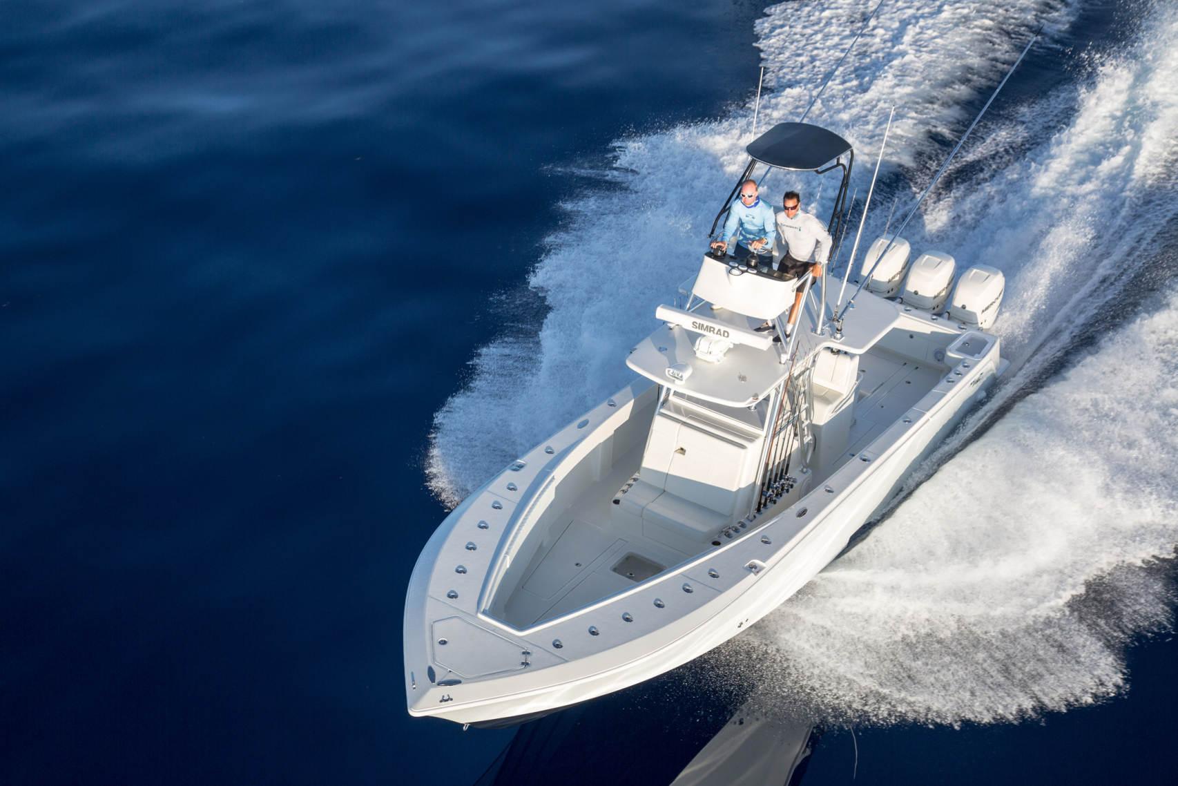 Center Consoles 370z Model Info Seavee Boats Engine Diagram